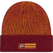 New Era Men's Washington Redskins Sideline 2016 Tech Knit Hat