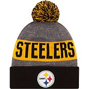 New Era Men's Pittsburgh Steelers Sideline 2016 Sport Knit Hat