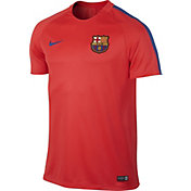 Nike Men's Barcelona 16/17 Coral Training Top