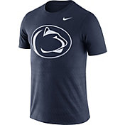 Nike Men's Penn State Nittany Lions Blue Ignite T-Shirt
