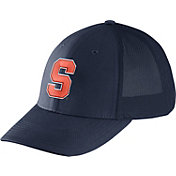 Nike Men's Syracuse Orange Blue Legacy91 Flex Mesh Back Hat