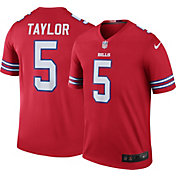 Nike Men's Color Rush 2016 Buffalo Bills Tyrod Taylor #5 Legend Game Jersey