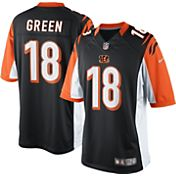 Nike Men's Home Limited Jersey Cincinnati Bengals A.J. Green #18