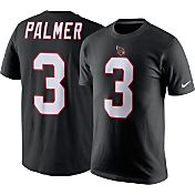 Nike Men's Arizona Cardinals Carson Palmer #3 Pride Black T-Shirt