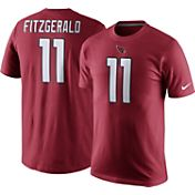 Nike Men's Arizona Cardinals Larry Fitzgerald #11 Pride Red T-Shirt