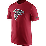 Nike Men's Atlanta Falcons Essential Logo Red T-Shirt