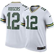 Nike Men's Color Rush 2016 Green Bay Packers Aaron Rodgers #12 Legend Game Jersey