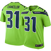 Nike Men's Color Rush 2016 Seattle Seahawks Kam Chancellor #31 Legend Game Jersey