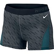 Nike Women's 3'' Pro Hypercool Cascade Printed Compression Shorts
