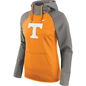 Nike Women's Tennessee Volunteers Gray/Tennessee Orange Tailgate All Time Performance Hoodie