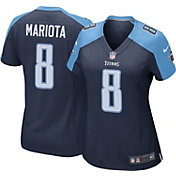 Nike Women's Home Game Jersey Tennessee Titans Marcus Mariota #8