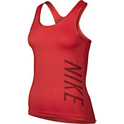 Nike Women's Pro Cool Graphic Compression Tank Top