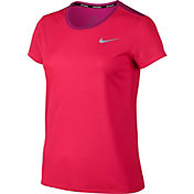 Nike Women's Breathe Rapid Running T-Shirt
