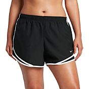 Nike Women's Plus Size 3'' Dry Tempo Running Shorts