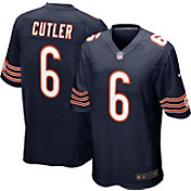 Nike Youth Home Game Jersey Chicago Bears Jay Cutler #6