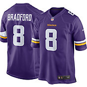 Nike Youth Home Game Jersey Minnesota Vikings Sam Bradford #8