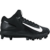 Nike Kids' Force Trout 3 Pro Mid Baseball Cleats