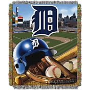 Northwest Detroit Tigers Home Field Advantage Blanket