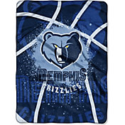 Northwest Memphis Grizzlies Shadow Play Blanket