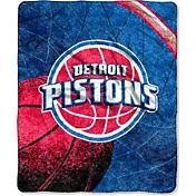 Northwest Detroit Pistons Basketball and Hoop Sherpa Throw