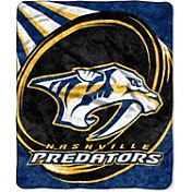 Northwest Nashville Predators Puck Sherpa Throw