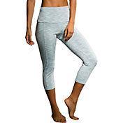 Onzie Women's Mint Heather Stunner Capris