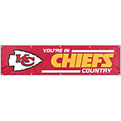 Party Animal Kansas City Chiefs Giant 8' x 2' Banner