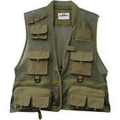 Podium Coral Bay Mesh 14-Pocket Fishing Vest