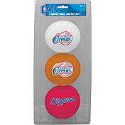 Rawlings Los Angeles Clippers Softee Basketball Three-Ball Set
