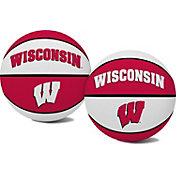 Rawlings Wisconsin Badgers Alley Oop Youth-Sized Basketball