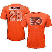 CCM Youth Philadelphia Flyers Claude Giroux #28 Vintage Replica Home Player T-Shirt