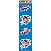 Rico Oklahoma City Thunder The Quad Decal Pack