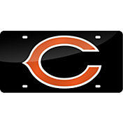 "Rico Chicago Bears ""C"" Laser Tag License Plate"