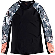 Roxy Women's Ready Made Long Sleeve Rash Guard