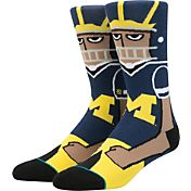 Stance Michigan Wolverines Mascot Socks