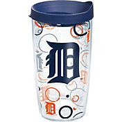 Tervis Detroit Tigers Bubble Up 16oz Tumbler