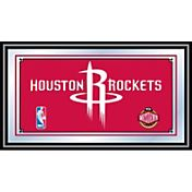 Trademark Games Houston Rockets Framed Mirror