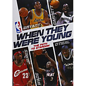 NBA When They Were Young DVD