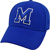 Top of the World Men's Memphis Tigers Blue Premium Collection Hat