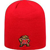 Top of the World Men's Maryland Terrapins Red TOW Classic Knit Beanie
