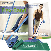 STOTT PILATES Flex Band Two Pack