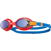 TYR Kids' Swimple Mirrored Swim Goggles