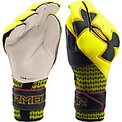 Under Armour Adult Desafio Pro Finger Support Soccer Goalie Gloves