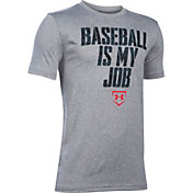 Under Armour Boys' Baseball Is My Job Graphic T-Shirt