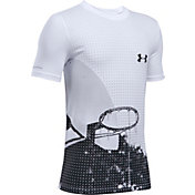 Under Armour Boys' Basketball Photo Real T-Shirt