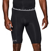 Under Armour Men's HeatGear Armour Compression Shorts – Long