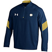 Under Armour Men's Notre Dame Fighting Irish Navy Cage Jacket