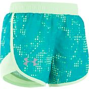 Under Armour Toddler Girls' Terra Fast Lane Shorts