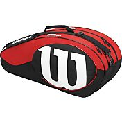 Wilson Match II Tennis Bag – 6 Pack