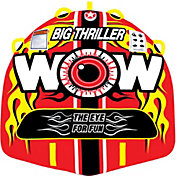 WOW Big Thriller 2 Person Towable Tube